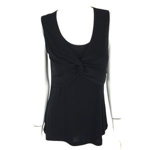 Cabi Show Off Tank Top Black Medium Stretch